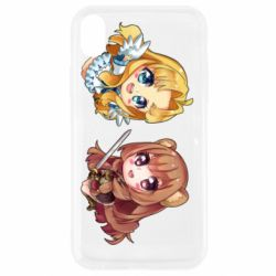 Чохол для iPhone XR Filo & Raphtalia