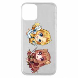 Чохол для iPhone 11 Filo & Raphtalia
