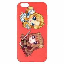 Чохол для iPhone 6 Plus/6S Plus Filo & Raphtalia