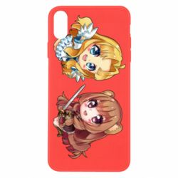 Чохол для iPhone X/Xs Filo & Raphtalia