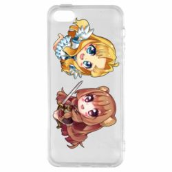 Чохол для iphone 5/5S/SE Filo & Raphtalia