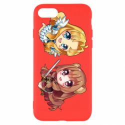 Чохол для iPhone 8 Filo & Raphtalia
