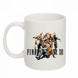 Кружка 320ml Final Fantasy XII persons