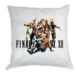 Подушка Final Fantasy XII persons