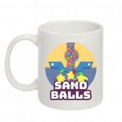 Кружка 320ml Finish Sand balls