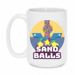Кружка 420ml Finish Sand balls