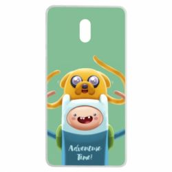 Чехол для Nokia 3 Finn and Jake Art - FatLine