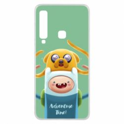 Чехол для Samsung A9 2018 Finn and Jake Art - FatLine