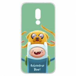 Чехол для Meizu 16x Finn and Jake Art - FatLine