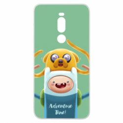 Чехол для Meizu Note 8 Finn and Jake Art - FatLine