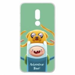 Чехол для Meizu V8 Finn and Jake Art - FatLine