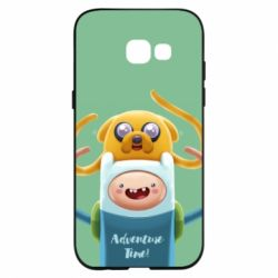 Чехол для Samsung A5 2017 Finn and Jake Art - FatLine