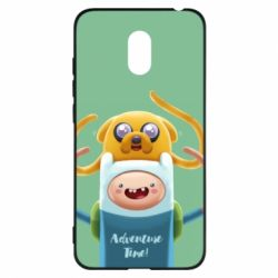 Чехол для Meizu M6 Finn and Jake Art - FatLine