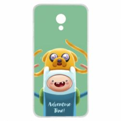 Чехол для Meizu M6s Finn and Jake Art - FatLine