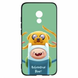 Чехол для Meizu Pro 6 Finn and Jake Art - FatLine