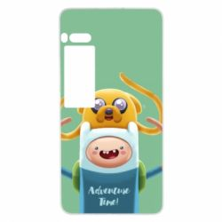 Чехол для Meizu Pro 7 Plus Finn and Jake Art - FatLine