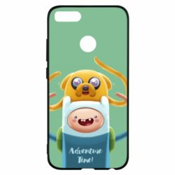 Чехол для Xiaomi Mi A1 Finn and Jake Art - FatLine