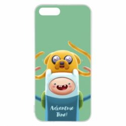 Чехол для Xiaomi Mi6 Finn and Jake Art - FatLine