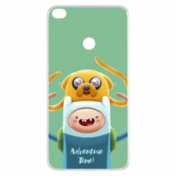 Чехол для Xiaomi Mi Max 2 Finn and Jake Art - FatLine