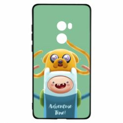 Чехол для Xiaomi Mi Mix 2 Finn and Jake Art - FatLine