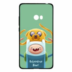 Чехол для Xiaomi Mi Note 2 Finn and Jake Art - FatLine