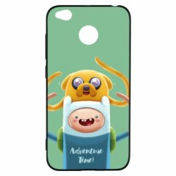 Чехол для Xiaomi Redmi 4x Finn and Jake Art - FatLine