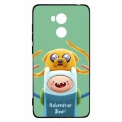 Чехол для Xiaomi Redmi 4 Pro/Prime Finn and Jake Art - FatLine