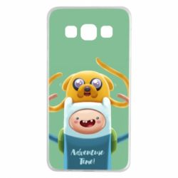 Чехол для Samsung A3 2015 Finn and Jake Art - FatLine