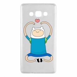 Чехол для Samsung A7 2015 Finn dancing