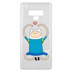 Чехол для Samsung Note 9 Finn dancing
