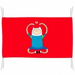 Флаг Finn dancing