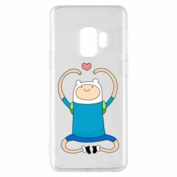 Чехол для Samsung S9 Finn dancing