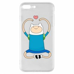 Чехол для iPhone 8 Plus Finn dancing