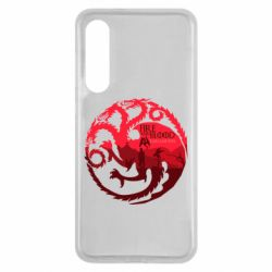 Чехол для Xiaomi Mi9 SE Fire and Blood