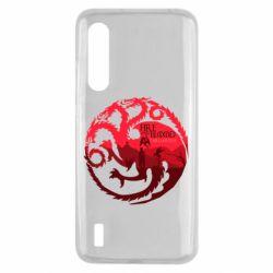 Чехол для Xiaomi Mi9 Lite Fire and Blood