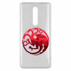 Чехол для Xiaomi Mi9T Fire and Blood
