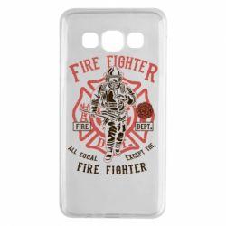 Чохол для Samsung A3 2015 Fire Fighter