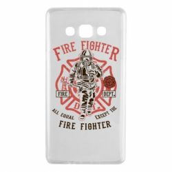Чохол для Samsung A7 2015 Fire Fighter