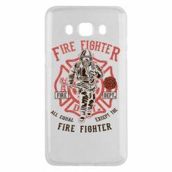 Чохол для Samsung J5 2016 Fire Fighter