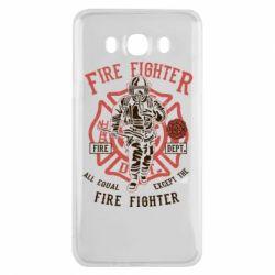 Чохол для Samsung J7 2016 Fire Fighter