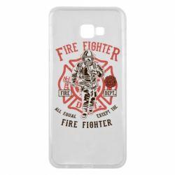 Чохол для Samsung J4 Plus 2018 Fire Fighter