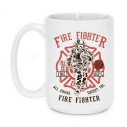 Кружка 420ml Fire Fighter
