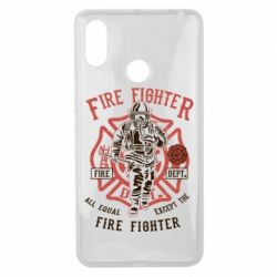 Чохол для Xiaomi Mi Max 3 Fire Fighter