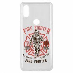 Чохол для Xiaomi Mi Mix 3 Fire Fighter