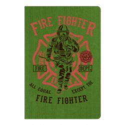 Блокнот А5 Fire Fighter