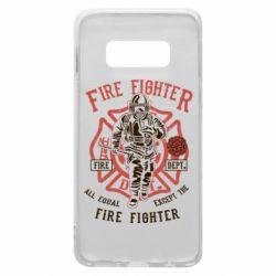 Чохол для Samsung S10e Fire Fighter