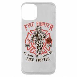 Чохол для iPhone 11 Fire Fighter