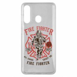 Чохол для Samsung M40 Fire Fighter