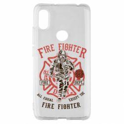 Чохол для Xiaomi Redmi S2 Fire Fighter