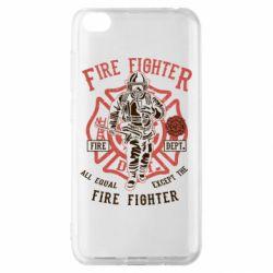 Чохол для Xiaomi Redmi Go Fire Fighter
